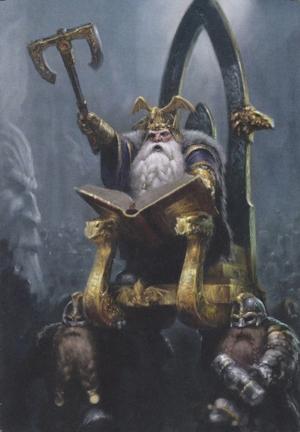 Thorgrim Grudgebearer - New Art