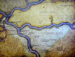Warhammer Tamurkhan Wissenland Map