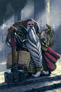 Grey Dwarf