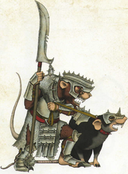 Rat Hound Bodyguard