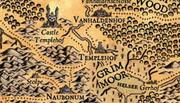 Templehof Sylvania map