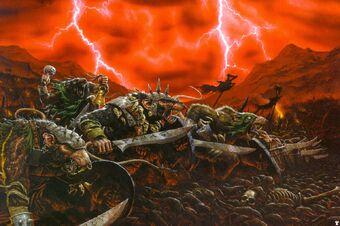 User Blogaresius Kingintroduction To The Warhammer World