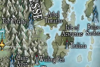 Athel Tamarha Map-0
