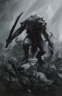 Warhammer Skavenslaves art