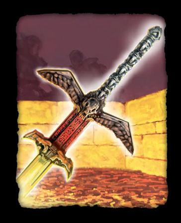 Daemon weapon