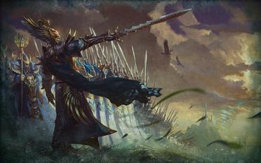 High Elves Total War Warhammer 2 Loading Screen