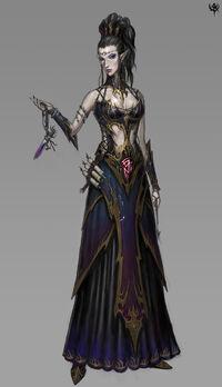Warhammer Dark Elf