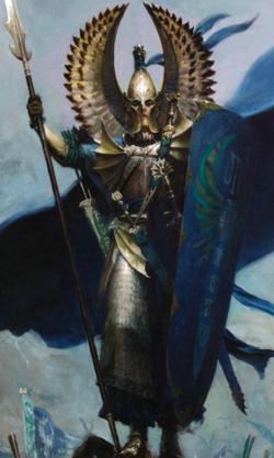 Warhammer High Elf Nobles