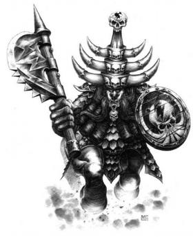 Warhammer Bull Centaur Taur'ruk