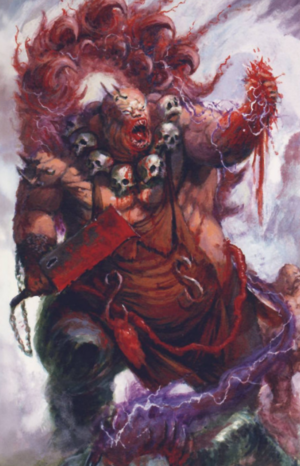 Warhammer Ogre Slaughtermaster