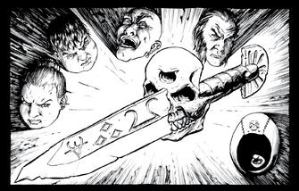 Dagger of Yul K'Chaum