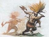 Axes of Grimnir