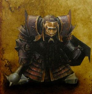 Warhammer Chaos Dwarfs