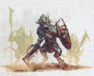 Warhammer Honor Guard of Hexoatl