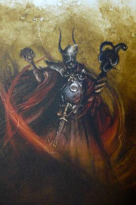 Warhammer Sayl the Faithless