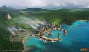 Port Reaver Total War Warhammer 2 illustration