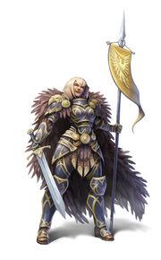 Priestess of Myrmidia (1)