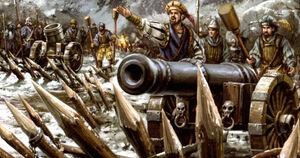 Blood Hollow Artillery