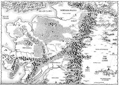 Old World Warhammer Wiki Fandom Powered By Wikia