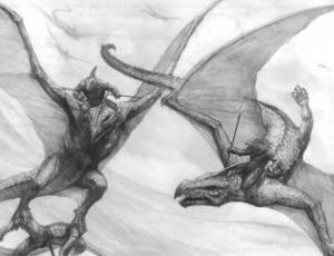 Warhammer Lizardmen Terradon