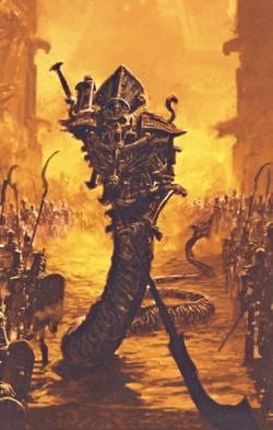 Warhammer Tomb Kings Sepulchral Stalker