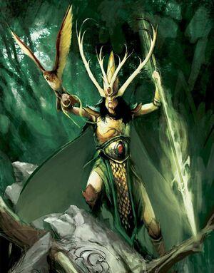 Warhammer Wood Elves Araloth