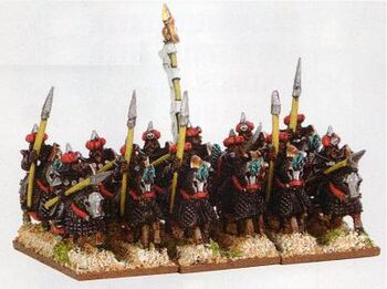 Arabian Knights Araby Warmaster Miniatures