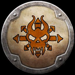 Norsca Emblem Total War Warhammer