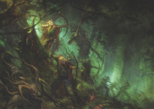 Warhammer Wood Elves society