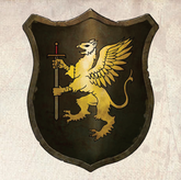 Knights Griffon shield