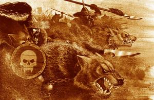 Warhammer Oglah Khan's Wolfboys