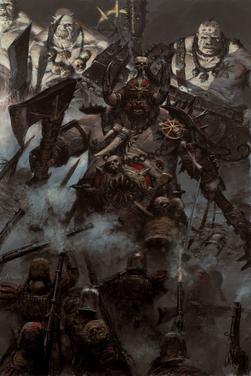 Chaos Ogres