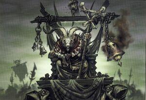 Warhammer Grey Seer Art 2
