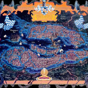 Marienburg Warhammer Wiki Fandom