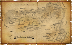 Stirland map