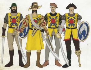 Van Klumpfs Buccaneers