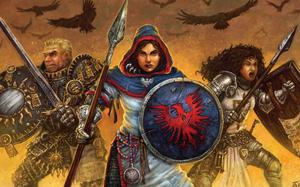 Warhammer Warriors of Myrmidia