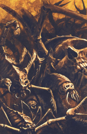 Warhammer Tomb Kings Tomb Swarm