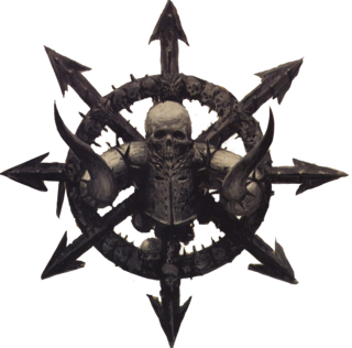 Chaos Warrior Emblem