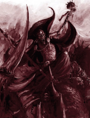 Warhammer Zacharias the Everliving