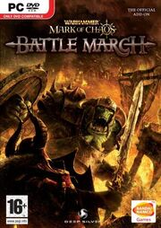 Battle March cover