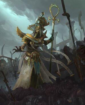 Khatep Victory Warhammer Total War