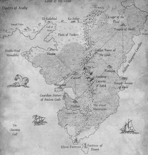 Warhammer Southlands