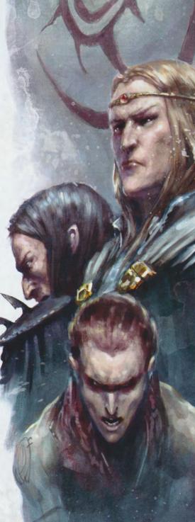 Image result for Elves warhammer fantasy all three