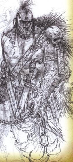 Kurgan warrior