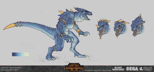 Image result for saurus warriors