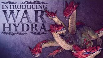Total War WARHAMMER 2 - Introducing... War Hydra