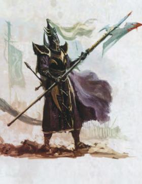Warhammer Kouran Darkhand Art