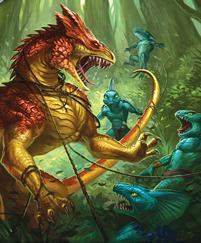 Warhammer Carnosaur Capture