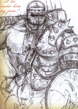 Warhammer Tong